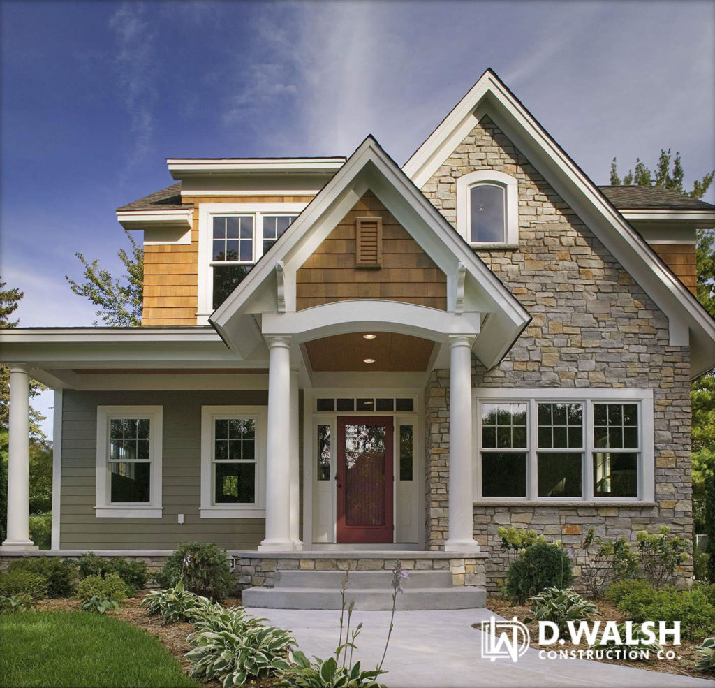 D Walsh Exterior