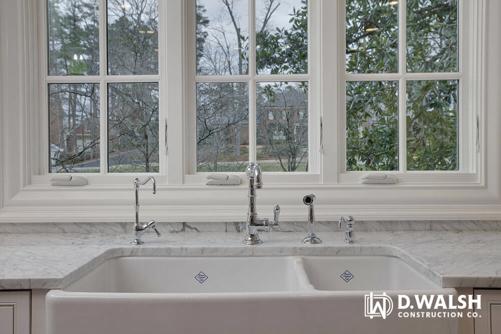 D Walsh Kitchen Farm Sink
