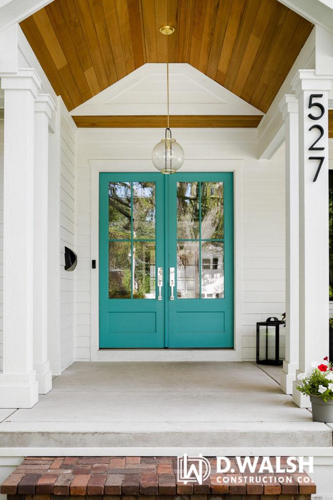 D Walsh Exterior Front Door Pendant Light