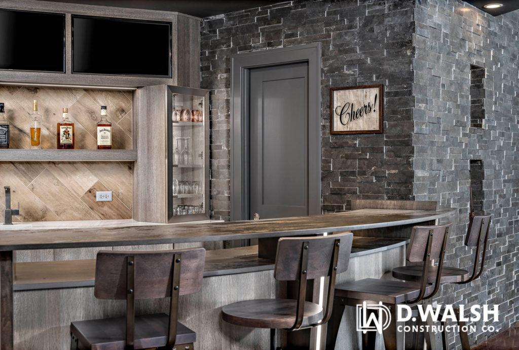D Walsh Bar Custom Wall