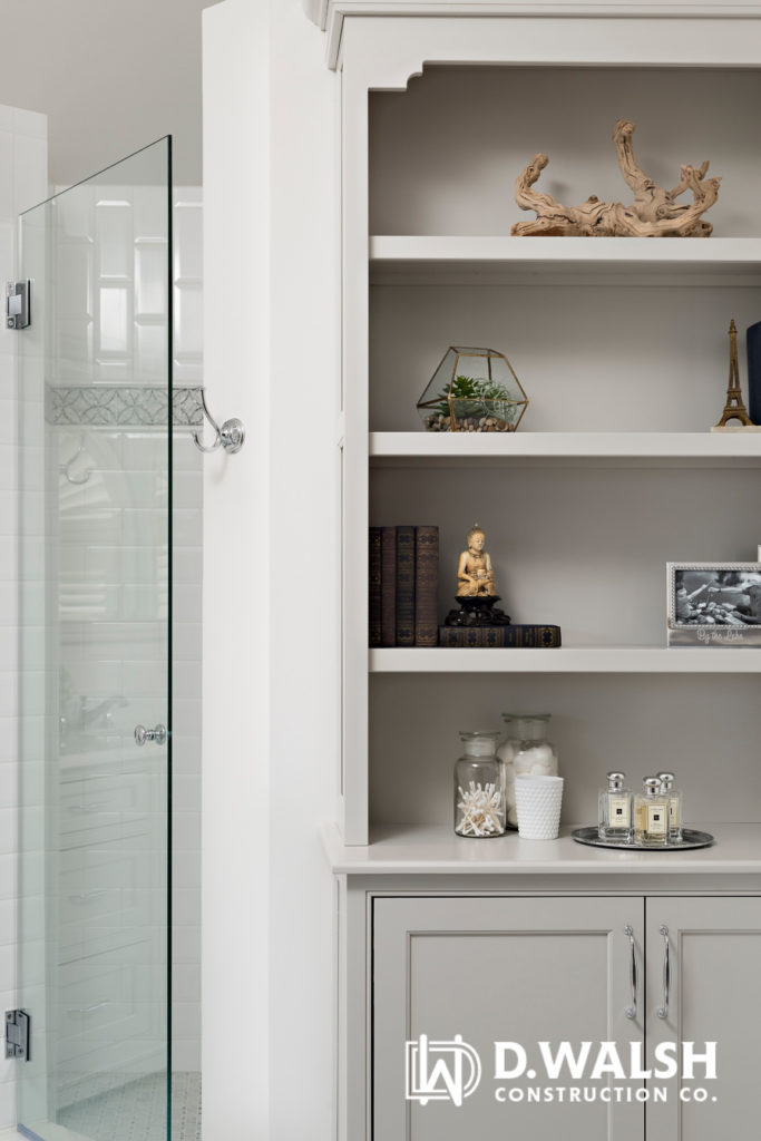 D Walsh Built-in Storage