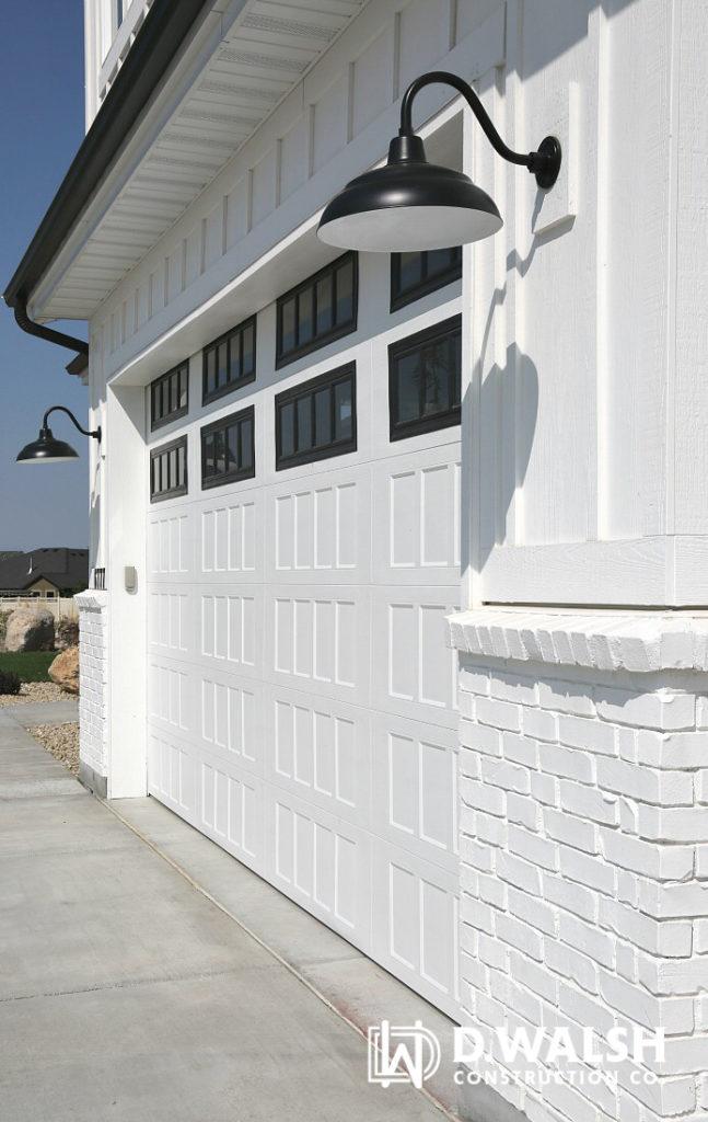 D Walsh Exterior Garage Doors